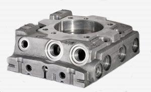 Fluid Power Hydraulic manifold