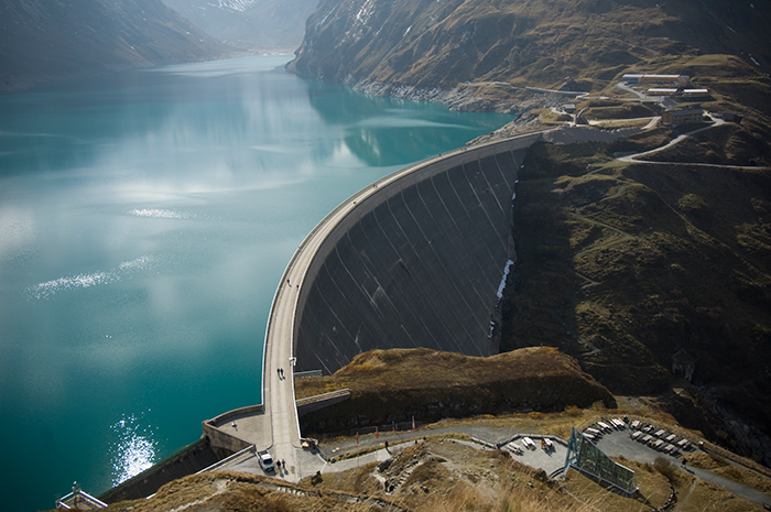 Water Dam - Energie